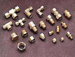 Various plumbing fittings