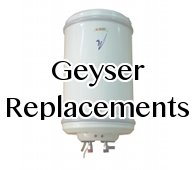 Geyser Replacements and Installations