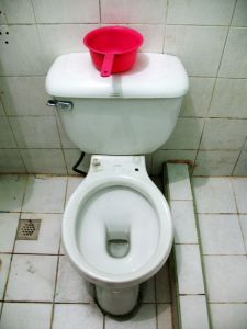 leaking toilet cape town