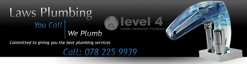 Your Plumber in Cape Town - Laws Plumbing